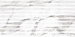 Carrara Lined White   30 60