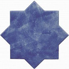 Becolors Star Electric Blue 13.25 13.25
